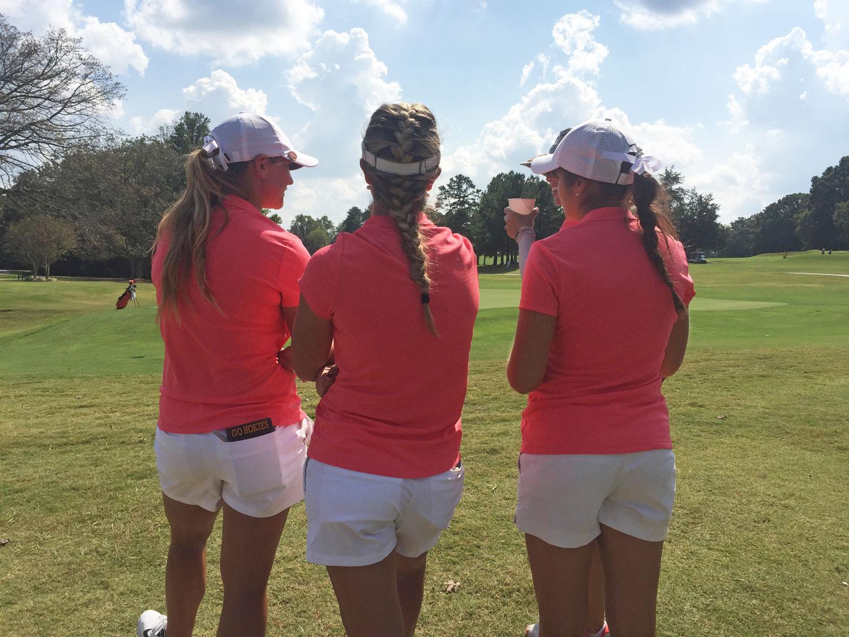 Ladies Golf members Spartanburg