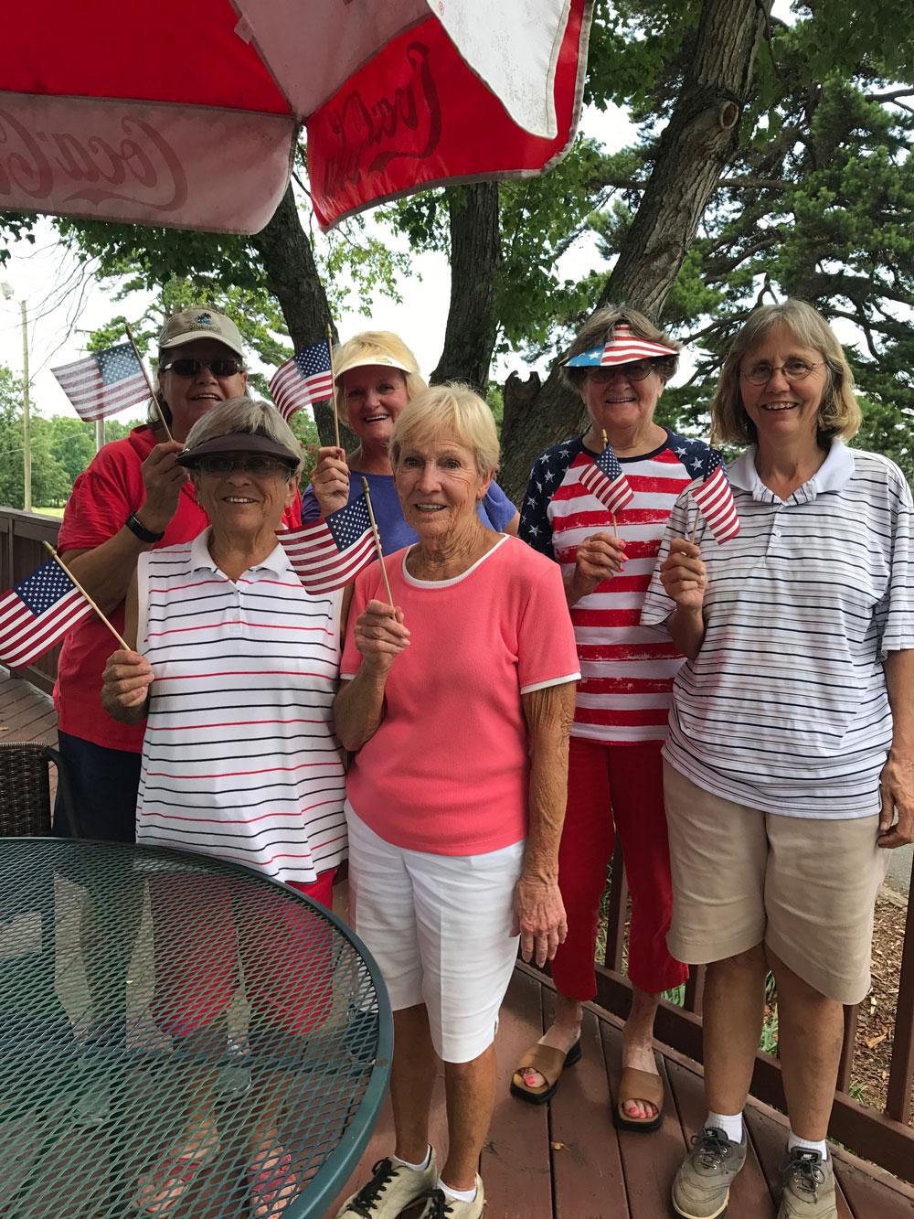 Members Ladies Golf Association